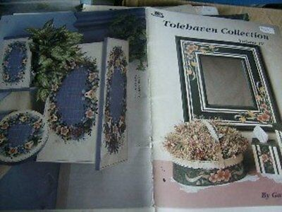 Tolehaven Collection Painting Book #4-Anderson- Sunflowers/Pansies/Primrose
