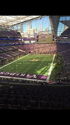 2 Minnesota Vikings vs. Detroit Lions Tickets October 1, 2017