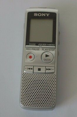 SONY ICD-BX800 2GB Digital Voice Recorder / Dictaphone Excellent Condition