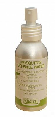 (18,22€/3.38oz) Argital Mosquitos Defence Water Insect Protection Spray 90ml