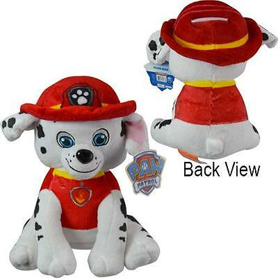 """Party Favors Paw Patrol """"Marshall"""" Soft Plush Money Coin Bank 7.5"""""""