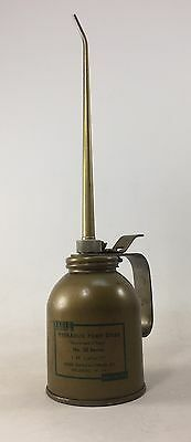 vintage EAGLE Hydraulic Pump Oiler ~ No. 28 Series ~ 1 PINT ~ MADE IN THE USA