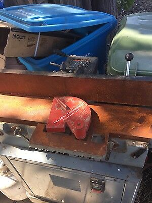 Delta DJ-15 Jointer good condition used