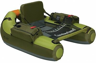 Fishing Float Tube Inflatable High Seat Boat River Lake Equipment Accessories