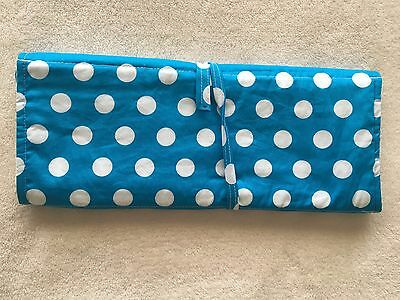 Hand Made - Baby Change Mat - Spots