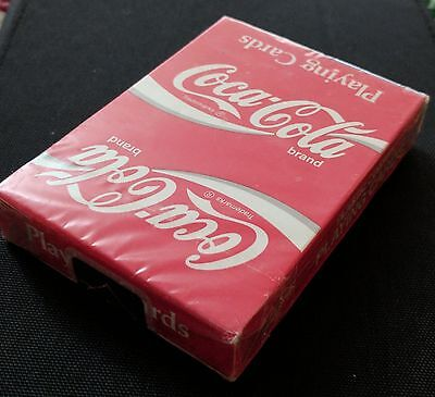 Coca-Cola Vintage Playing Cards 351 Sealed New in Box 1990's Coke Collectable