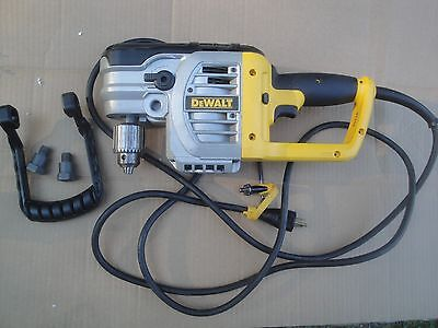 DeWALT DWD460 120v. corded angle drill with stall control