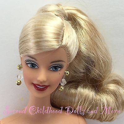 Barbie HOORAY FOR HOLLYWOOD Nude TNT Blonde Fancy Hairstyle Gen Girl Face Doll i