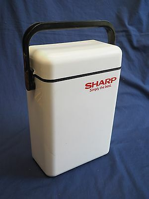 Vintage Decor Wine Chiller Cooler Esky Sharp Holds 2 Bottles Picnics Parties