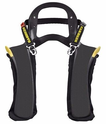Schroth Super Sport XLT FHR FIA 42293A 20 Degree (HANS) Safety Device - LARGE