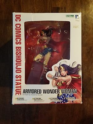 Kotobukiya Bishoujo Wonder Woman Armored Statue / DC Comics / Justice League