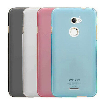 For Coolpad Torino Torino S Antiskid Dustproof TPU Matte Gel Skin Case Cover