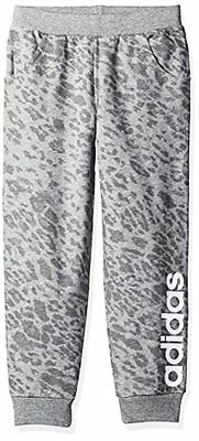 Adidas (LT) Childrens Apparel adidas Big Girls Active Workout Pant M