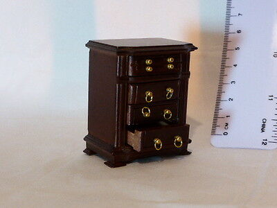 1:12 Scale Chest of Drawers  Doll House Miniatures