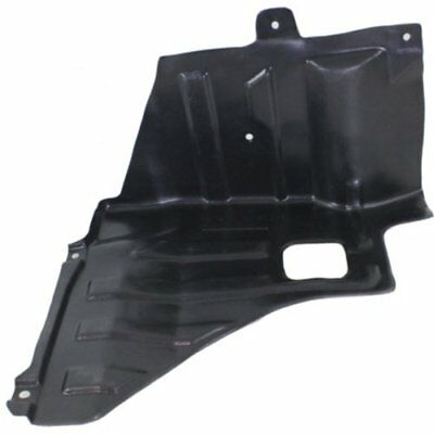 08-15 C-Class Front Engine Splash Shield Under Cover Guard MB1228121 2045200723