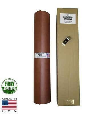 """18"""" x 150' Pink/Peach Butcher Paper Roll Smoker Safe Aaron Franklin BBQ Style"""