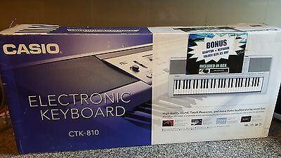 Casio Electrionic Keyboard CTK-810