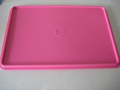 Tupperware Large Savoury Cold Cut Keeper Seal In Pink Punch -Brand New