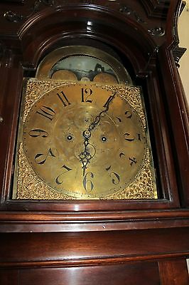 Bailey Banks Biddle Grandfather Clock Floor Clock 1898 Running Well 2 150 00 Picclick