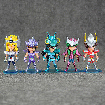 Saint Seiya Legend of Sanctuary 5pcs set Figures toy doll gift NEW