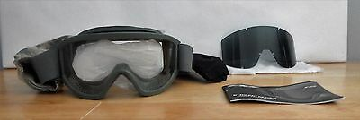 U.S. Military Two (2) - ESS Land Ops Striker Series Goggles Kit NEW