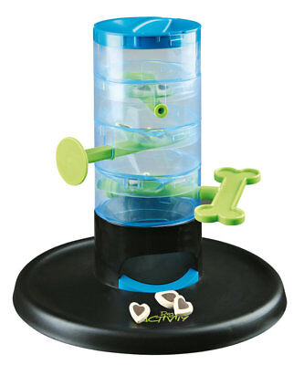 TRIXIE Dog Activity Tricky Tower ø 27 x 28 cm Hundespielzeug