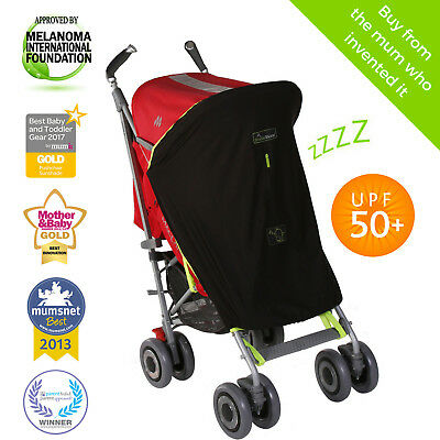 SnoozeShade Original - the best-selling sunshade & blackout blind for babies