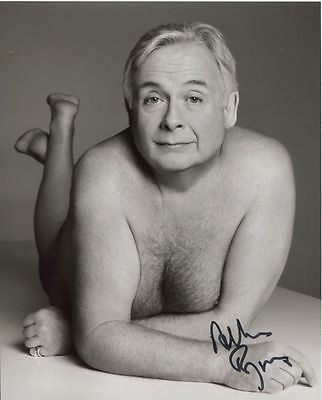 Christopher Biggins In Person Signed Photo - NAKED!!!!! - AG96