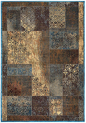 Rizzy Rugs BV-3196 5-Foot-3-Inch-by-7-Foot-7-Inch Bellevue Area Rug Transitional
