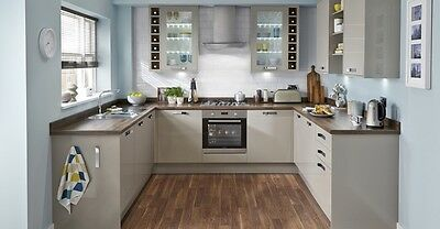 Howdens Complete New Kitchen Leicester Loughborough Nottingham Derby Coverntry