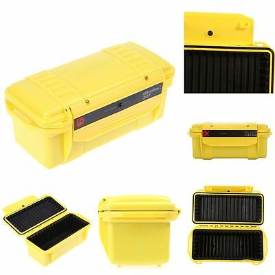 Pro Waterproof Shockproof Airtight Survival Container Case Storage Carry Box Uk