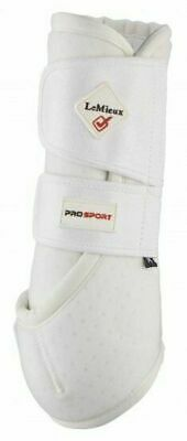 LeMieux Pro Sport Support Brushing Turnout Schooling Dressage Boots