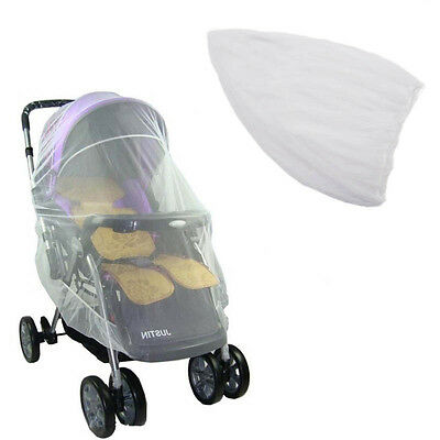 Safe Baby Carriage Insect Cover Mosquito Net Baby Pram Stroller Netting Buggy