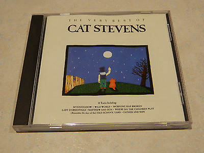 Cat Stevens The Very Best Of CD [Island Records compilation]