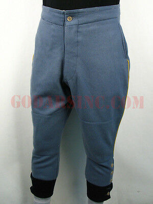 WWI French Army Horizon Blue wool Breeches (Infantry) L