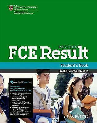 Revised FCE Result: Student's Book with Online Skills Practice Pack, Falla, Tim,