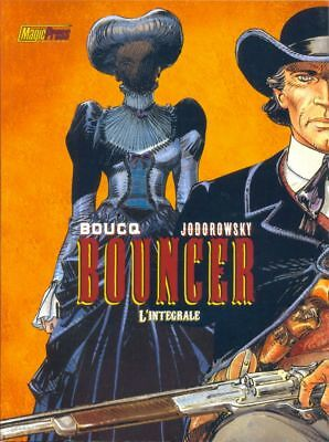 Francois Boucq - Alejandro Jodorowsky BOUNCER L'INTEGRALE Vol. 2 Magic Press