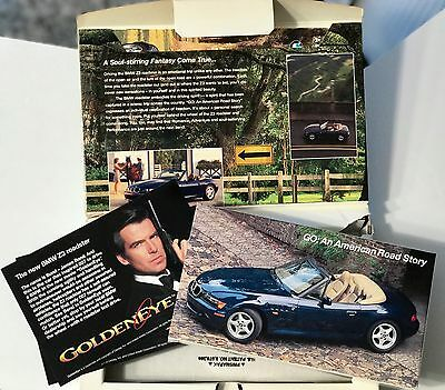 "1996 BMW Z3 Roadster Video - ""GO: An American Road Story"" - VHS MINT w/BOX"