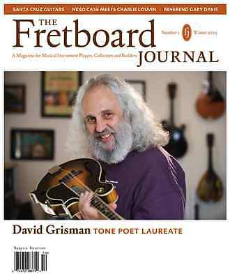 Fretboard Journal 1 - First Issue (Winter 2005) - Out of Print