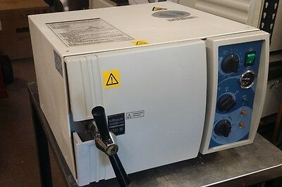 Reconditioned Tuttnauer 1730M Manual Autoclave Sterilizer Very Nice and Warranty