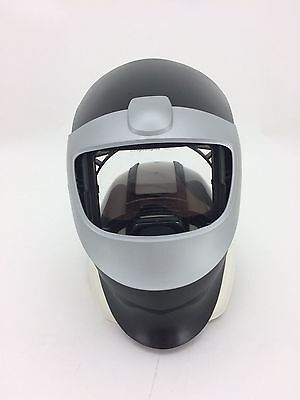 Welding Helmet with Protective Hard Hat by 3M