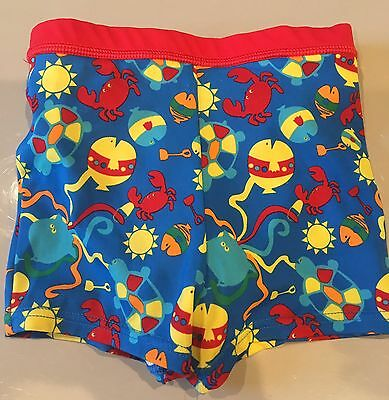 Boys Swimming Trunks Age 9-12 Months M&S