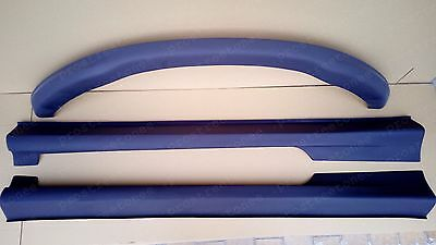 VAUXHALL / OPEL CORSA D SIDE SKIRTS 2006 - 2014 Easy Fit, Full Lenght, In Stock