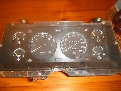 Ford XD S PACK DASH