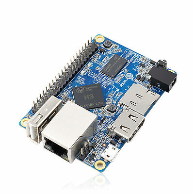 US Orange Pi One Board Compatible Android 4.4 Ubuntu USB2.0 Port 512MB SD RAM
