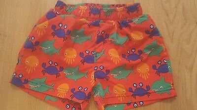 boys swimming shorts up to 12 months