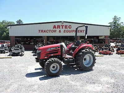 2012 Mahindra 5010 Tractor - 4Wd - John Deere - Good Condition!!