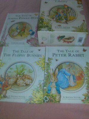 The peter rabbit libary  set of 10 books
