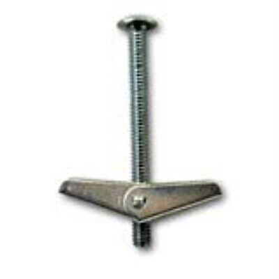 Toggle Bolt Zn Rnd Hd 1/4-20x3