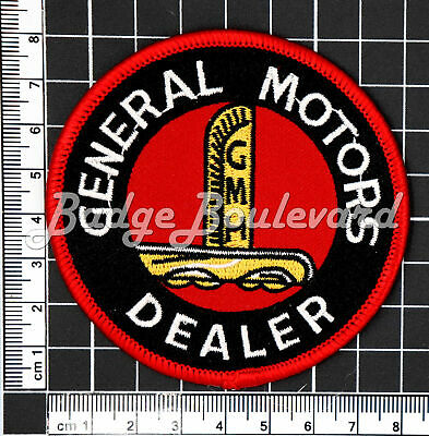 General Motors Holden Badge Embroidered Cloth Patch